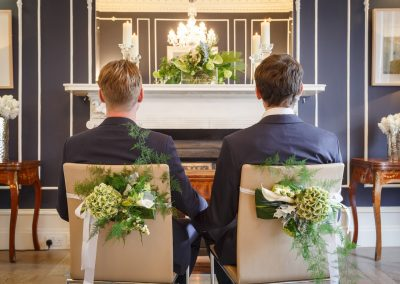No. 25 Fitzwilliam Place | Karel and Nicholas, Ceremony