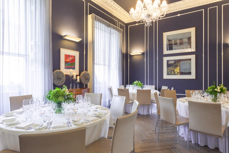 No. 25 Fitzwilliam Place | Civil Ceremony | Civil Ceremony Venue | Civil Ceremony Meal