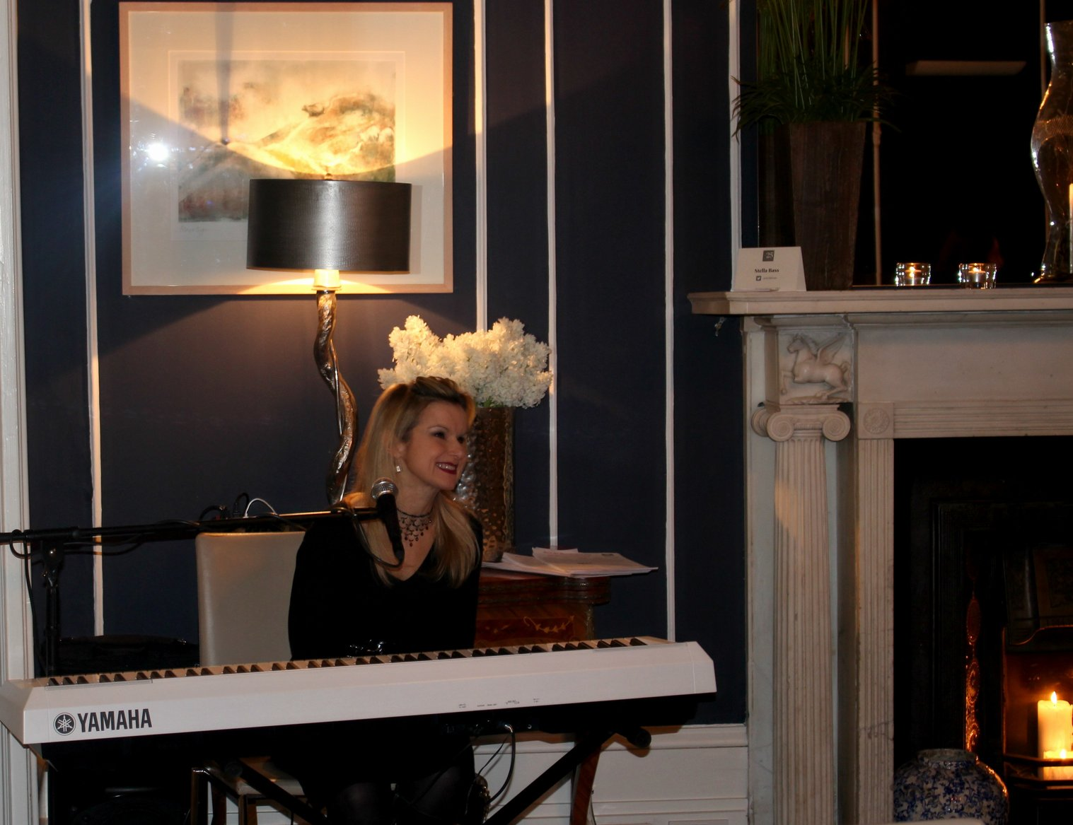 No. 25 Fitzwilliam Place | Stella Bass | Wedding Open House