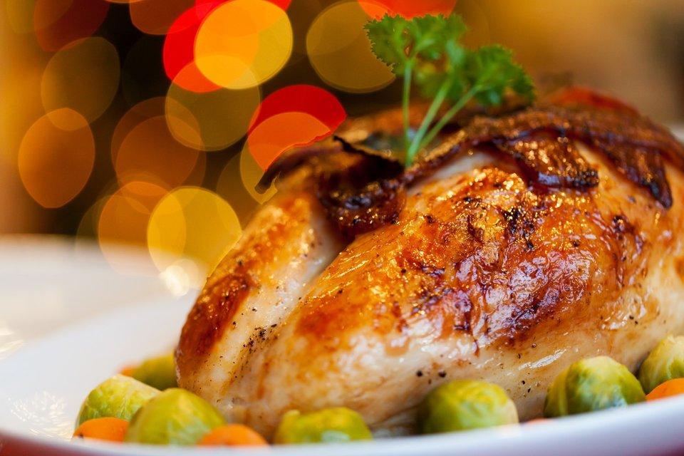 Enjoy No. 25's Tasty Thanksgiving Turkey Salad Recipe