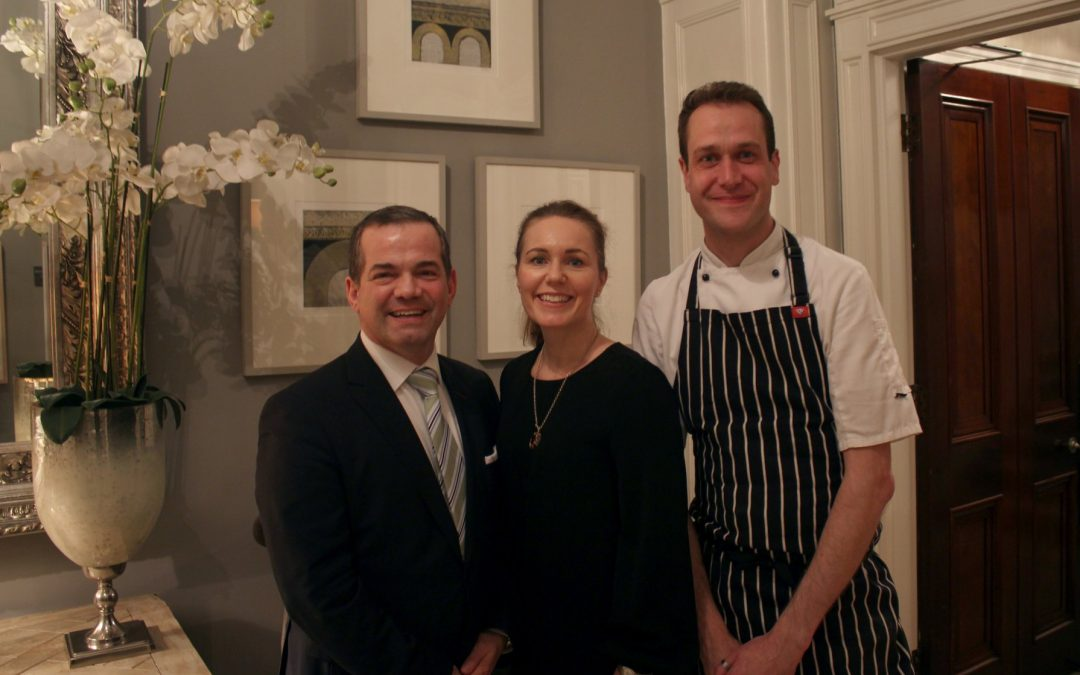 Your Quick Guide to Private Dining at No. 25