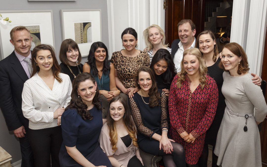 Celebrating the Women of No. 25 Fitzwilliam Place on International Women's Day